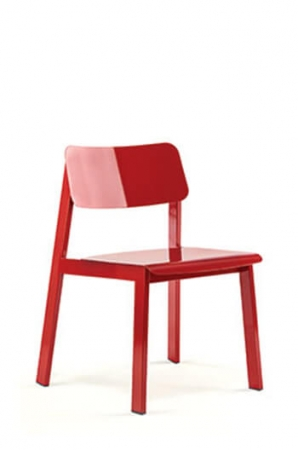 Grand Rapids Sadie Outdoor Chair in Red