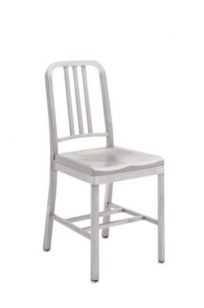 Grand Rapids Siren Outdoor Chair with Aluminum Seat