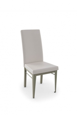 Amisco Merlot Dining Chair with Tall Back
