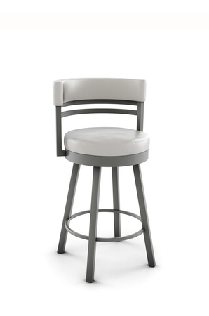 Amisco Ronny Swivel Stool Free Shipping Barstool