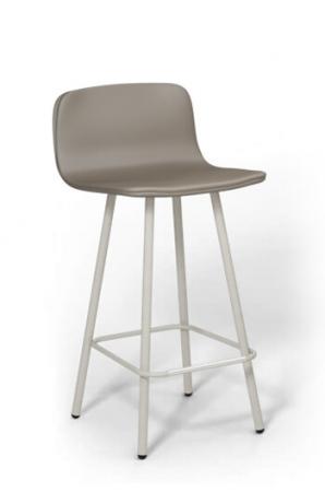 Harper Scandinavian Upholstered Counter Stool