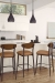 Amisco Hint Stool for Nordic Kitchens