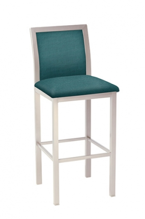 Jill Stool 2 - With Seat and Back Upholstery
