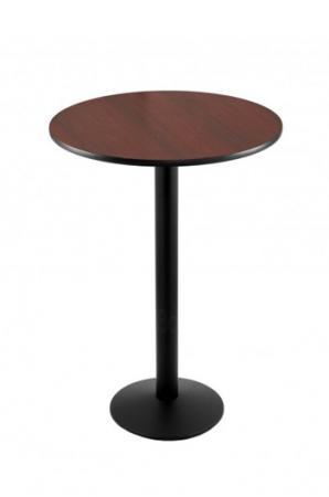 214-16 Black Wrinkle Table Set