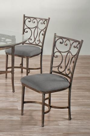 Wesley Allen's Haywood Casual Dining Chair