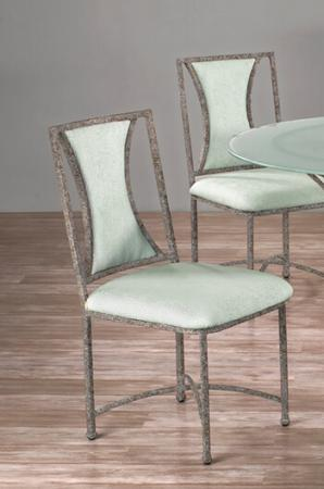 Wesley Allen's Oceanside Casual Dining Chair for Nautical Kitchens
